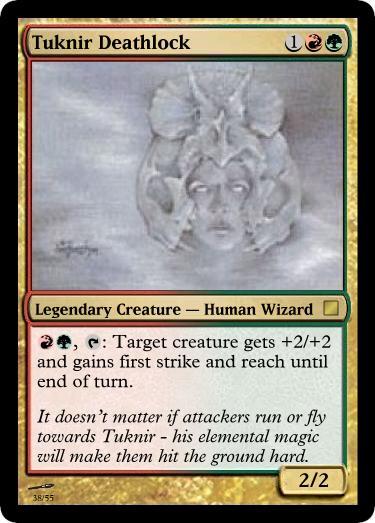 Tuknir Deathlock